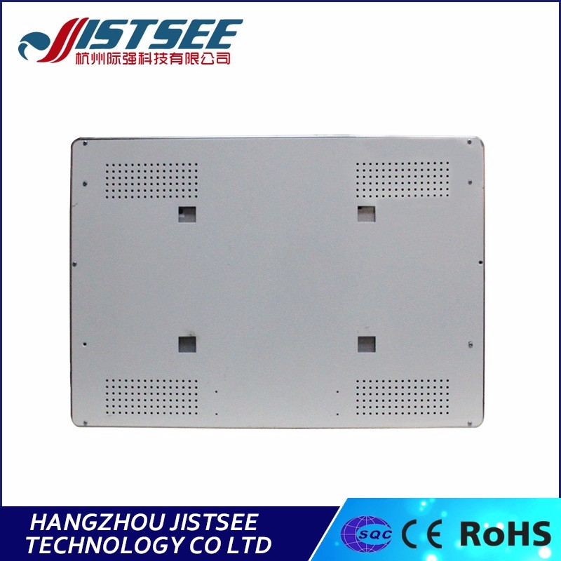 2017 latest ultra-thin & ultra-narrow with elevator call ensure elevator safety mounted elevator touching screen monitor