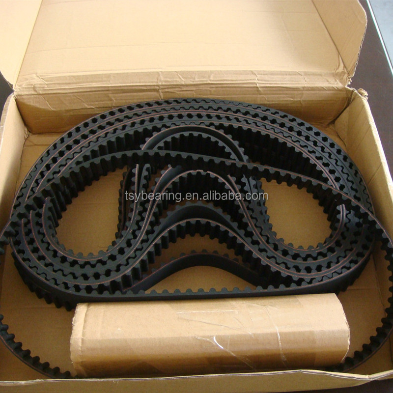 HT123456 auto rubber car drive transmission timing belt