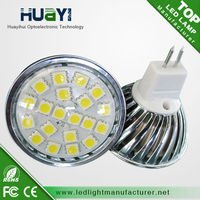 5050 SMD Led spotlight 120 degree beam angle