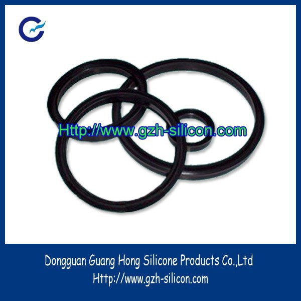 Custom rubber washer for roofing screw