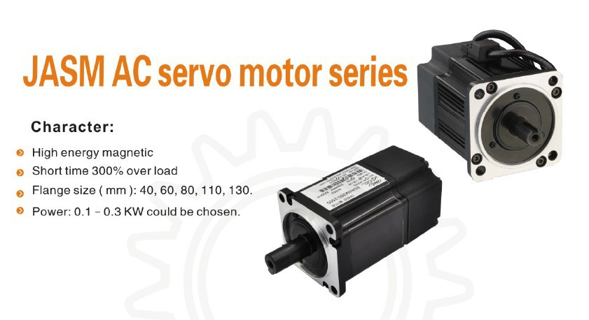 Best Quality 750w Ac Servo Motor Kit 220v Single Phase
