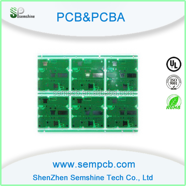 Electronic multi slot game pcb manufacturing fan electronic board