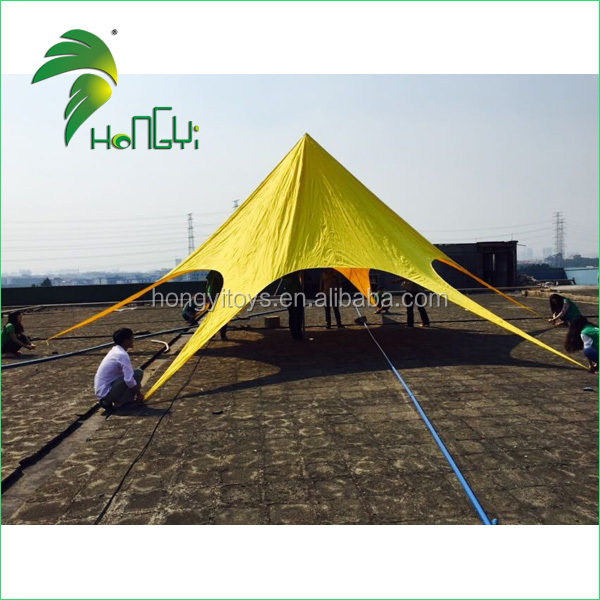 Star Shade Party Tent / Wedding Party Star Shade Tent / Star Tent