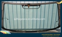 Safety Transparent Tempered Auto Car Glass and Car Front Glass with Competitive Price
