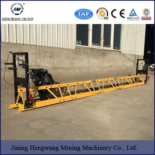 High quality concrete floor leveling machine,road leveling machine,concrete truss screed