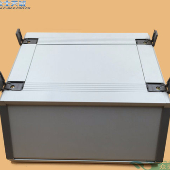 AB-13 / 185*427*380mm External dimension  custom metal shell Control Box Medical Instrument Aluminium Chassis