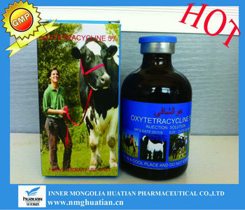 Oxytetracycline Injection veterinary injection