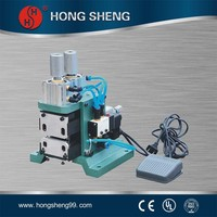 HS-3F/4F stripping machine for computer core and cable, insulating , telephone wire and tactic lines