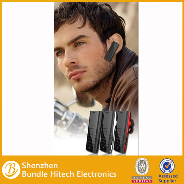 2014 Christmas gift hot selling mini bluetooth phone, portable bluetooth mobile phone
