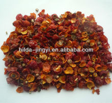 2016 new crop 100% wild non-polluted dried rosehip cracked