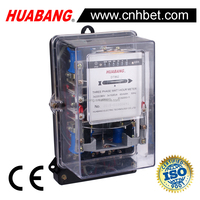DT862 Three phase four wire mechanical power consumption meter