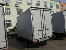 insulated sandwich panels price refrigerated truck box/van/refrigerated truck body