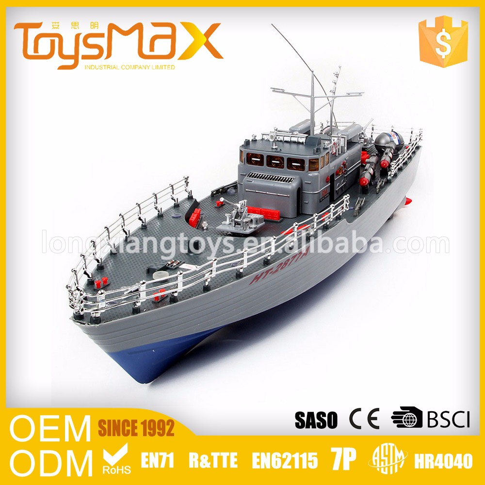 Factory Price In Stock Rc Warship Models