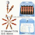 2013 popular hot sale nuddies golf tee cheap plastic tee wholesale manufacturer