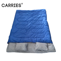 Cheap Outdoor Camping Backpacking Size Double Sleeping Bag