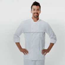 High Quality Classic Customized Chef Uniform For Hotel And Restaurant Kitchen