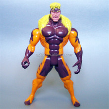 Design your own anime monster action figure/PVC movable monster figurines/wholesale plastic figure mold designer