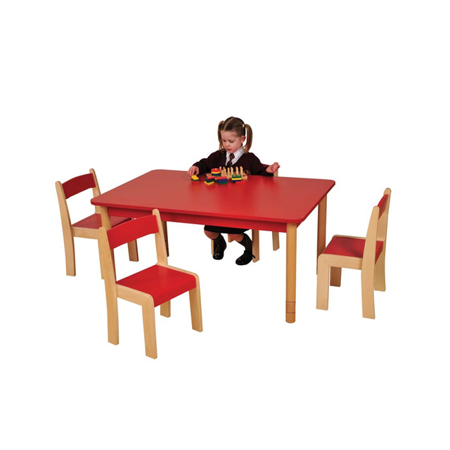 Best Type Of standard furniture school children table chair For Toddler