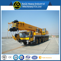 Factory directly supply QY100K truck with crane 100 ton mobile crane for sale
