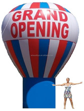 Giant inflatable advertising balloon cold air balloon