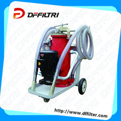 LYJ-40 Industrial Portable Hydraulic Oil Flushing and Recycling Wheeled Filter Vehicle