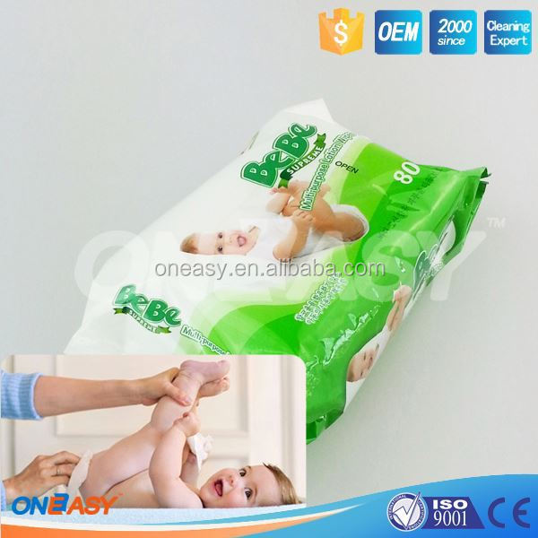 nonwoven wipes oil and water absorbent fabric