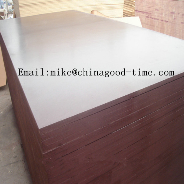 Cheap price Finger-Jointed Brown Film Faced Plywood 15mm - 21mm For Construction