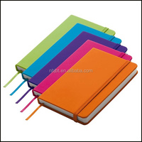 Top Quality Customized Print Promotion notebook,Promotion Custom Jotter,Embossed Logo Customized Pu Leather Notebook