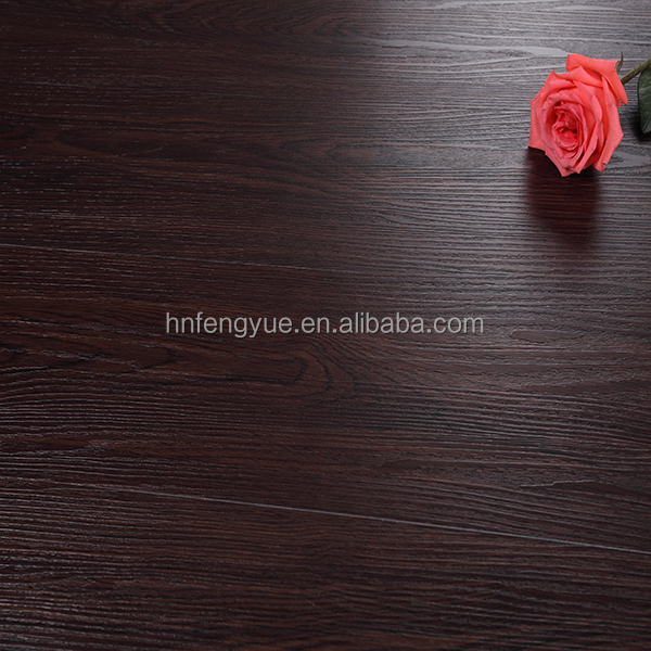 high quality Wood Grain red oak hardwood flooring with lows cost prices