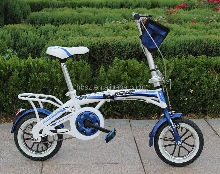 2015 fashion design 20 Inch folding bike in bicycle for girls