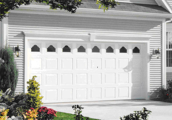 16x7 Sectional Cheap automatic Garage doors