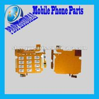 mobile phone flex cable for LG kc550 keypad