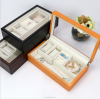 Wood Watch Box, Wooden Box For Watch, Watch Organizer