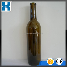 NEW STYLE SPECIAL EMPTY GLASS WINE BOTTLE PACKAGING