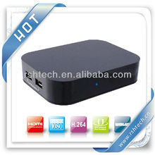 1080p Full-HD Portable Digital Media Player For SD/USB Drives