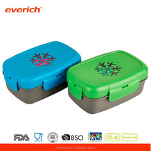 Food Grade Plastic Food Storage Container With Cooling Gel