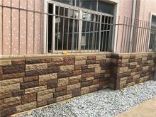 Polyurethane Beauty Cheap Decorative Wall Panel PU slate cultured stone