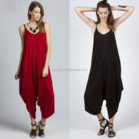 Sexy Jumpsuit Plus Size Rompers Women Loose Fold Short Halter Siamese Trousers CUSTOM Made Rompers Cheap Jumpsuits for Women