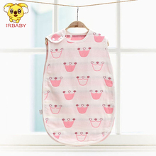 Hot Sale Lovely Design Super Soft Cotton Print Embroidery Quilted Baby Sleeping Bag / Kids a Sleeping Bag