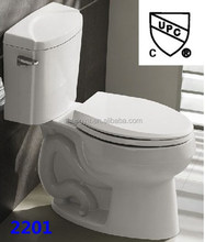 UPC toilet high toilet bowl ceramic bowls with lid for amercian market