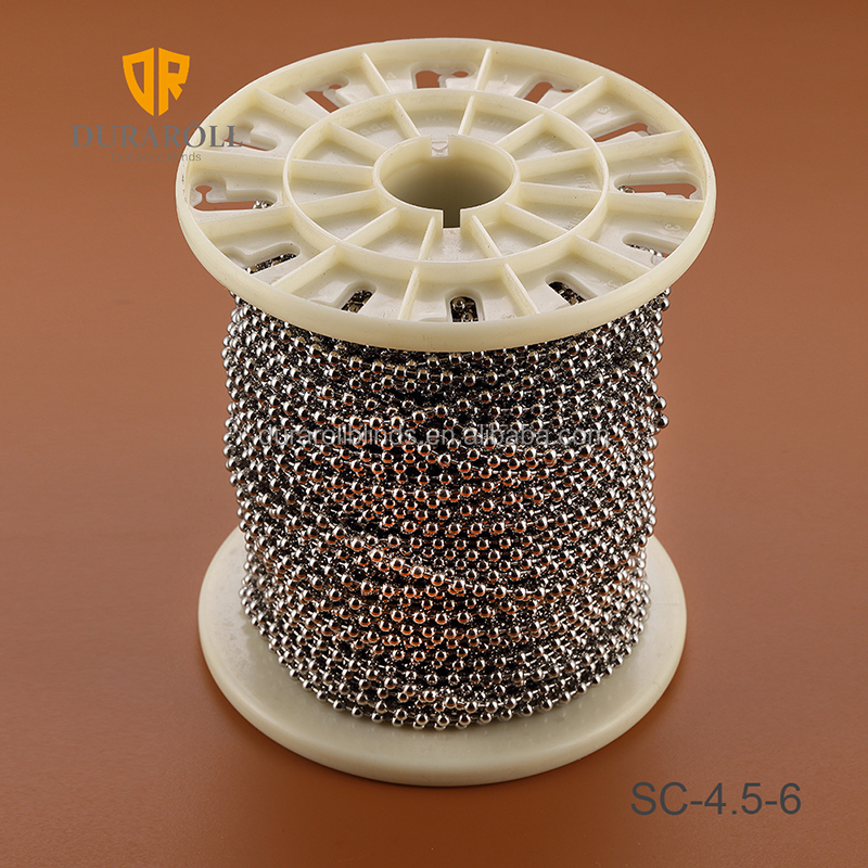 roller blind 304 stainless steel ball chain