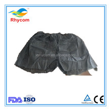 Nonwoven man short for man in spa or hotel or hospital