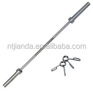 Hard Chrome Crossfit Weight lifting Olympic barbell