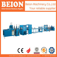 PLASTIC XPS FORMED BOARD EXTRUSION MACHINE, EXTRUDERING MACHINERY