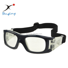 Soccer Basketball Spectacles Goggles Frame Sports Protective Glasses Eyewear Promotion