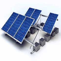 Promotional Solar Panel Roof Support
