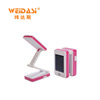 wholesale electric plastic flexible solar battery chinese table lamps for oem