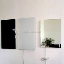 Decorative Wall mounted infrared bathroom mirror heating