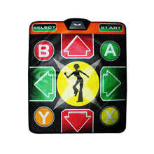 China Supplier Electronic kids musical Dance Game Play Mat / Non Slip Step Dancing Dance Mat