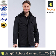 Custom European New Style Men Goose Down Jacket For Winters Made In China